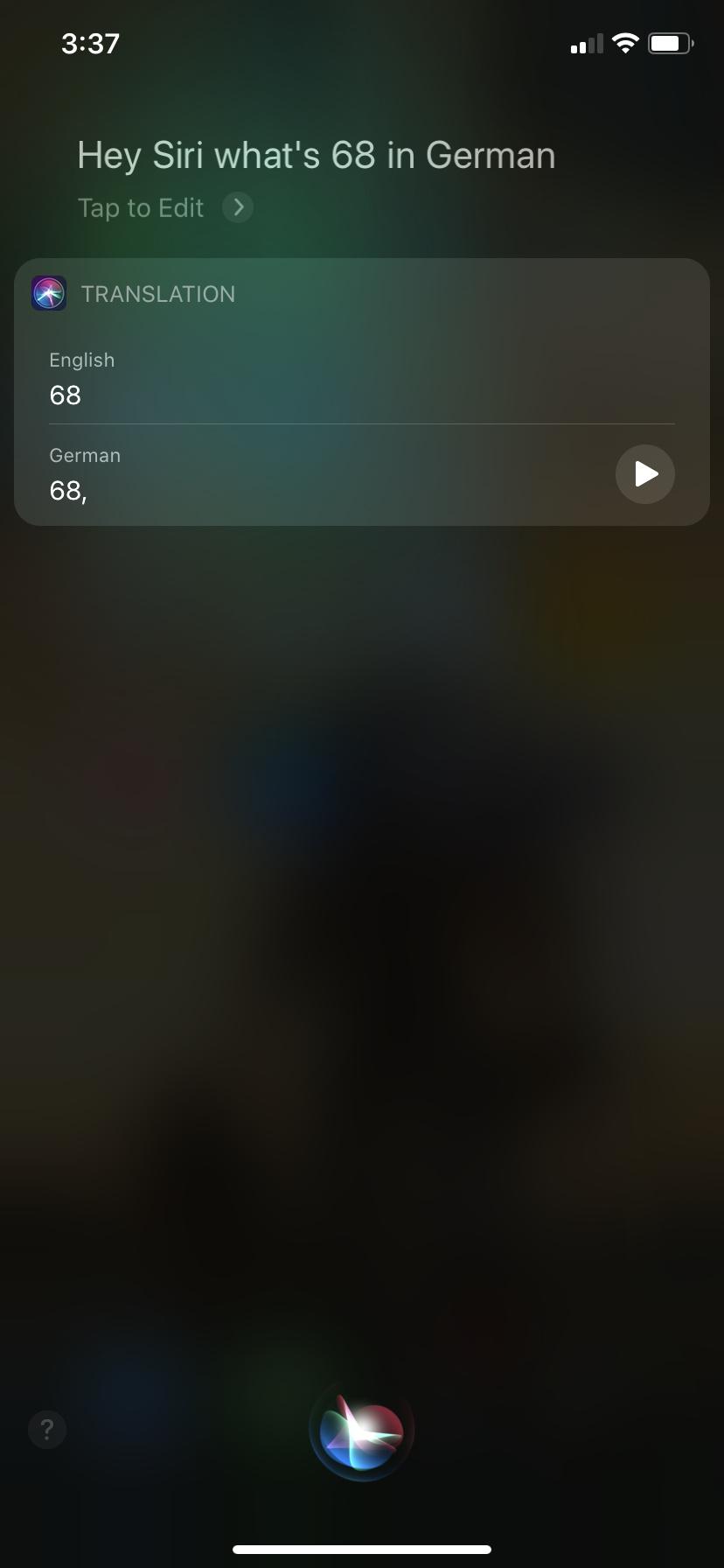 Thanks Siri! - meme