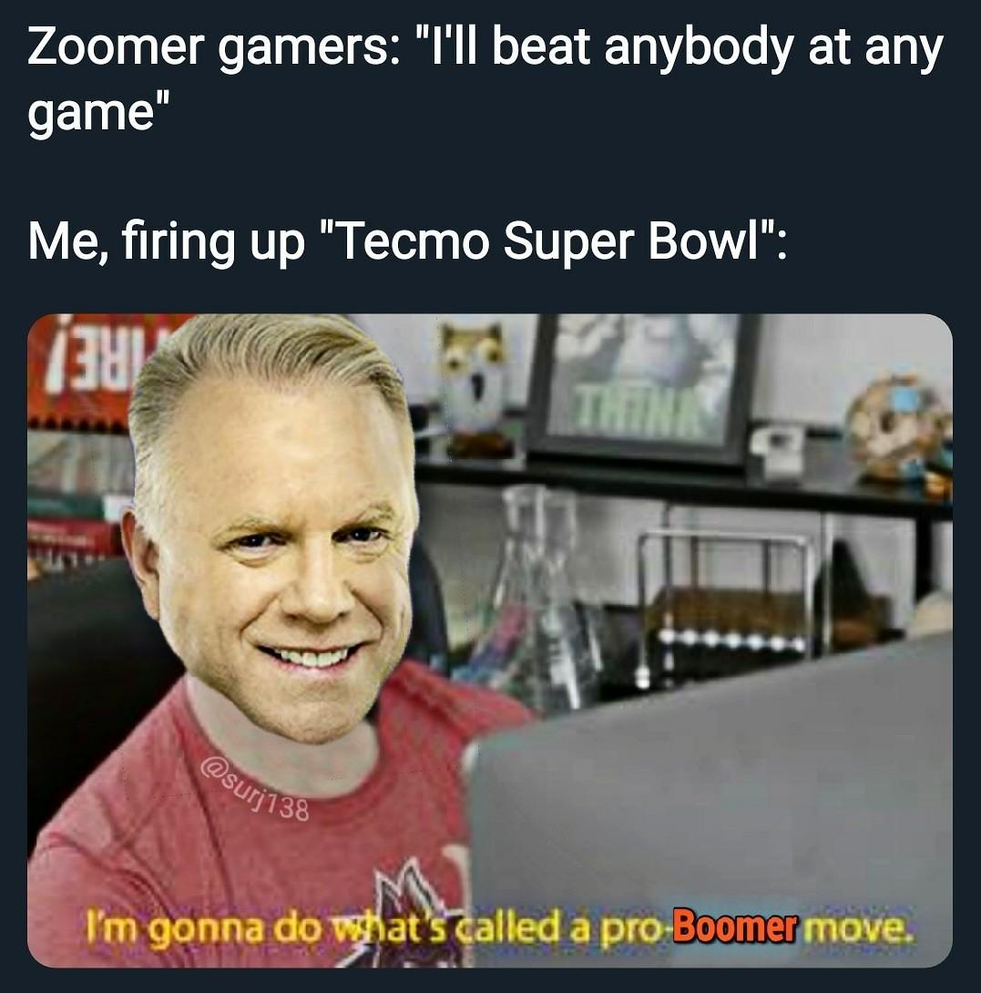Boomer Esiason - meme