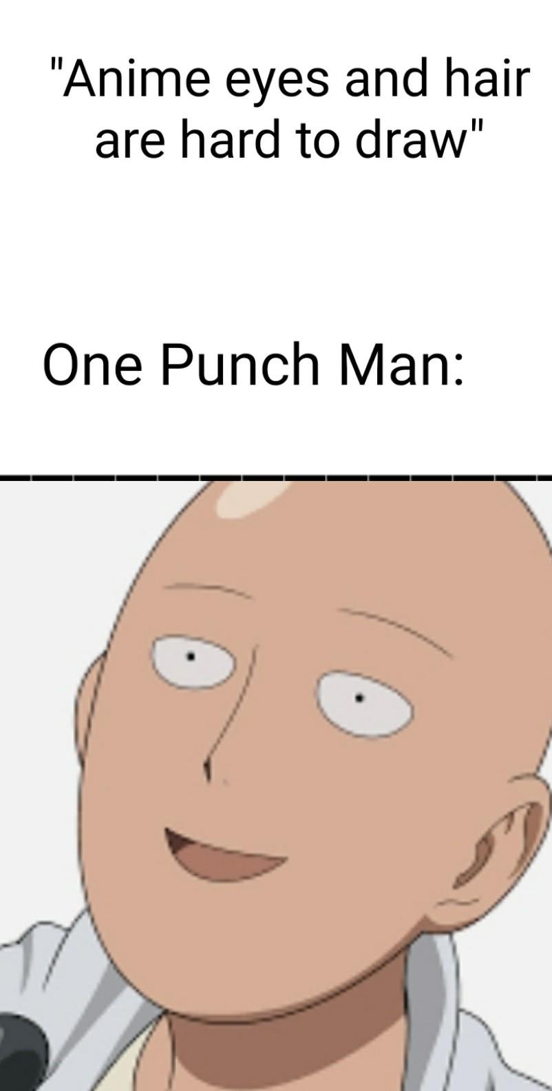 Eyes an Hair OPM - meme