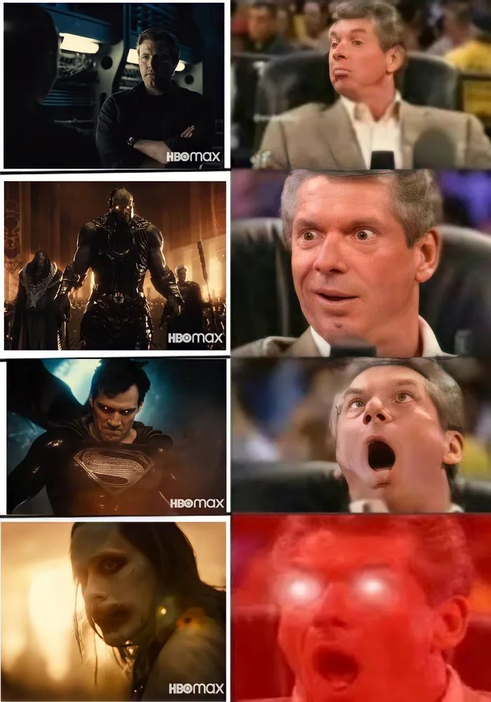 Didn't expect that - meme