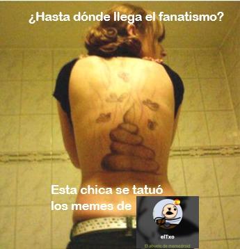 tatoo - meme