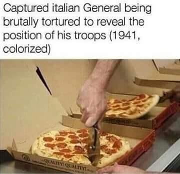 Can someone please donate some pizza? I'd appreciate it. Except if it's little caesar's, then fuck you and your taste buds. - meme