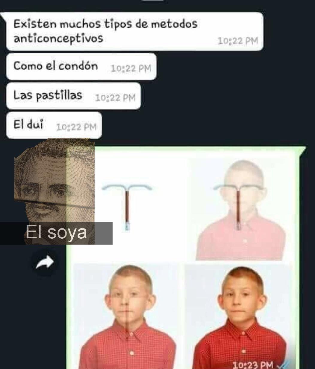 el dui - meme