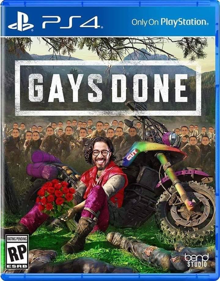 Dias de um gay esquecido - meme