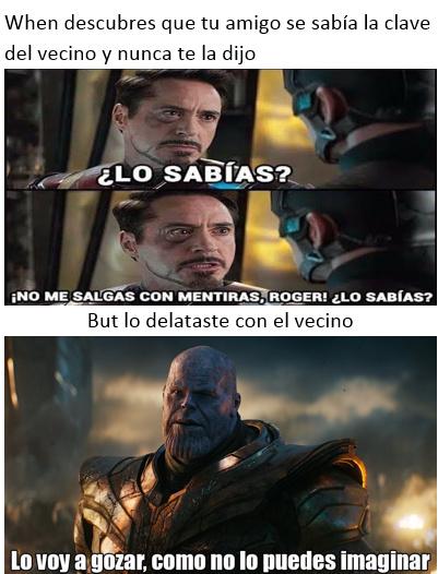 acido desoxirribonucleico - meme