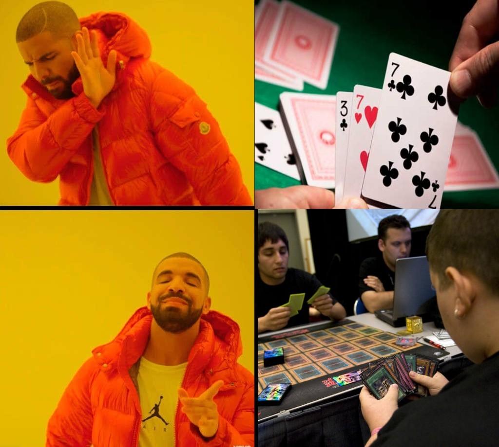 Yugitruco - meme