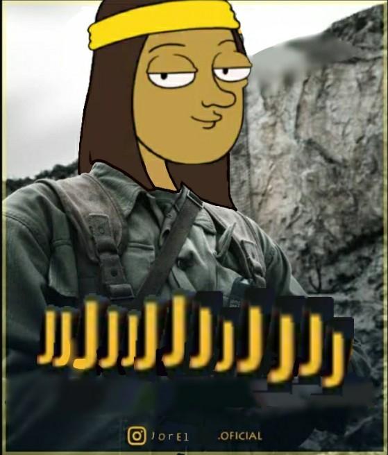 Jorel, o príncipe das marés - meme