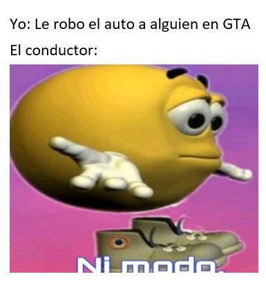 Ni modo - meme
