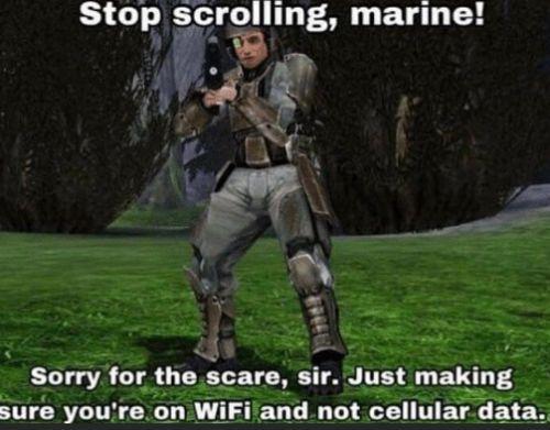 Stop, check yo self! - meme