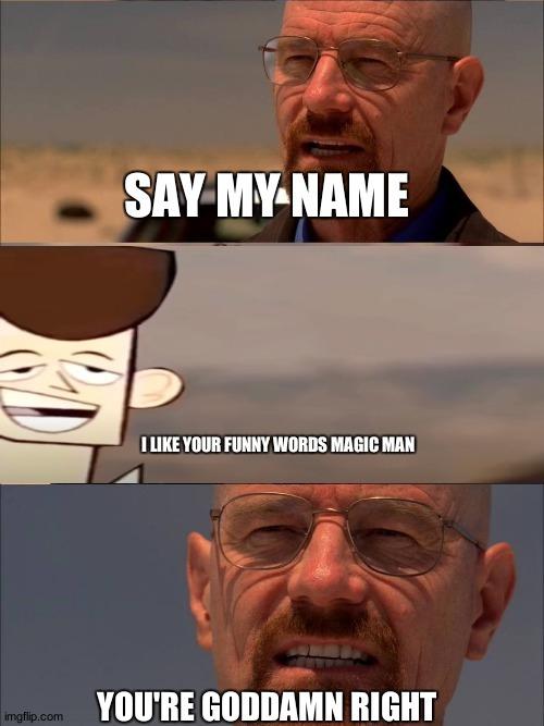 I breaking bad - meme