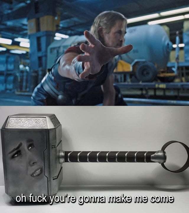 Still worthy - meme