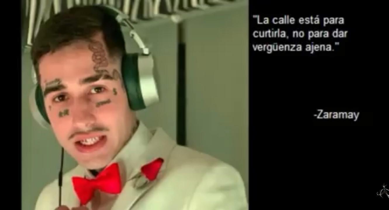 Mucha calle - meme