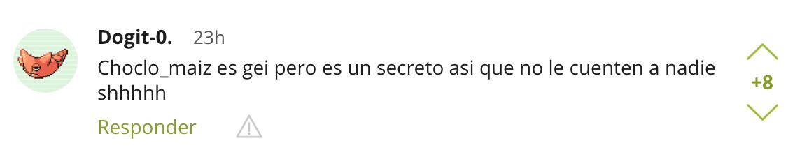 UN SECRETO - meme