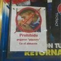 PROHIBÍDO