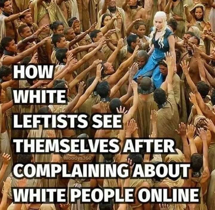 Supreme white hero - meme