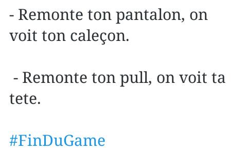 #FinDuGame - meme