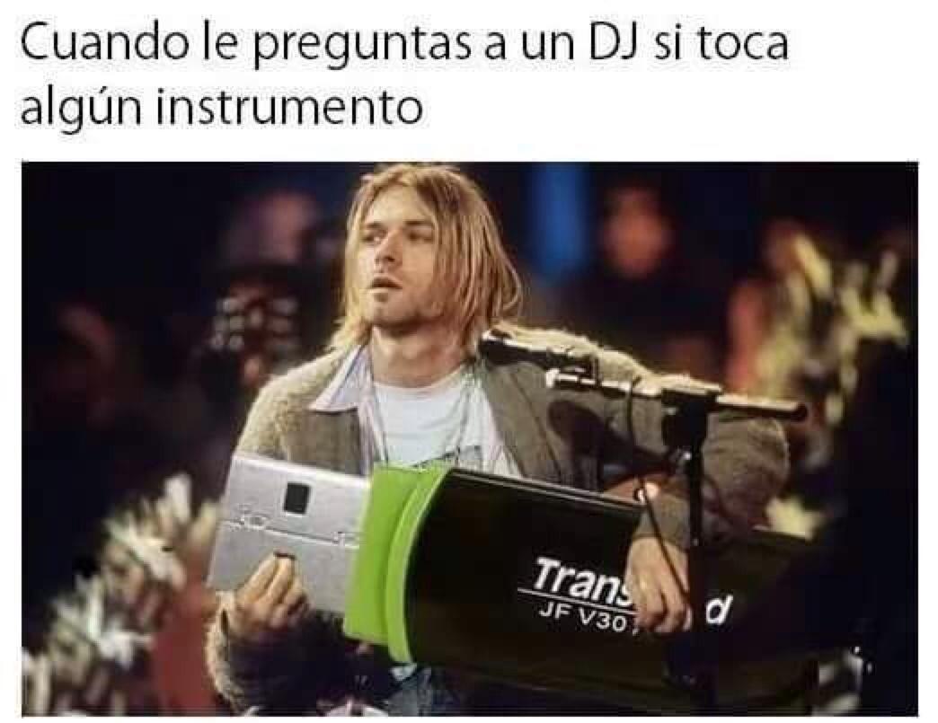 Pinchis DJs - meme