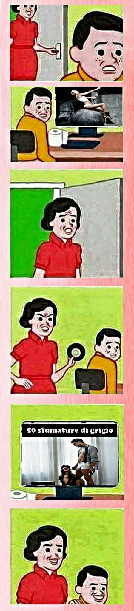 Bella idea mamma!! - meme