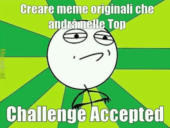 Sarà impossibile con questa meme