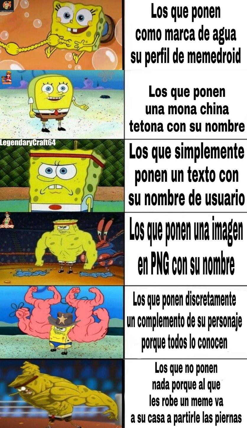 Paso plantilla - meme