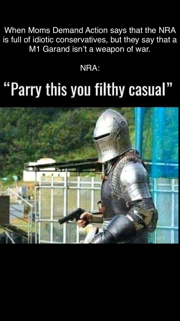 Guns for Murcia - meme