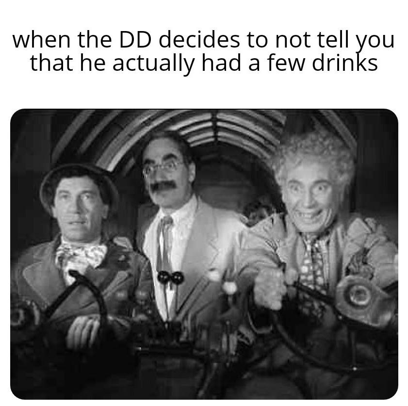 Bad night - meme