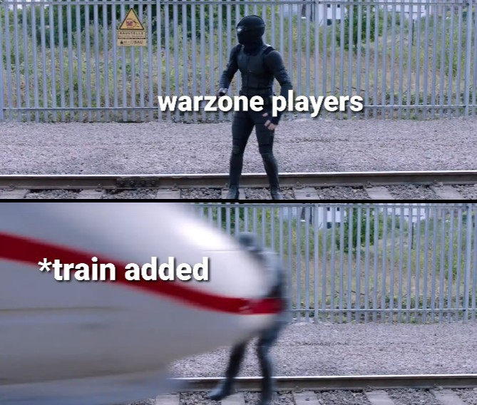 New to warzone - meme
