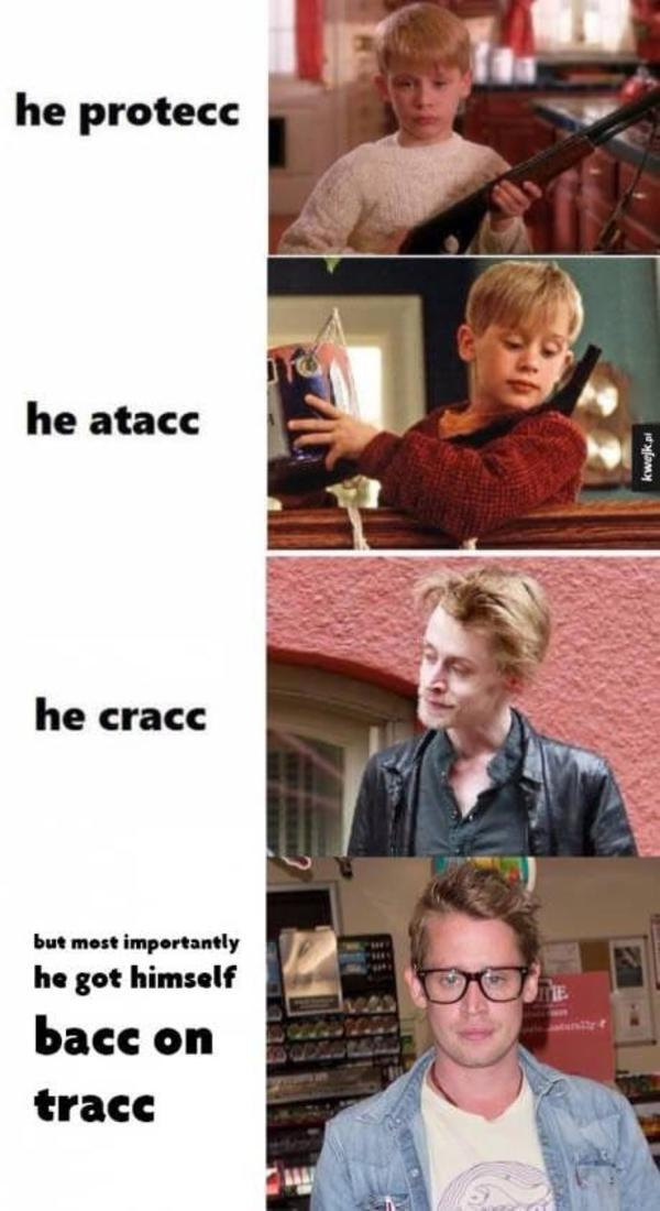 he attack - meme