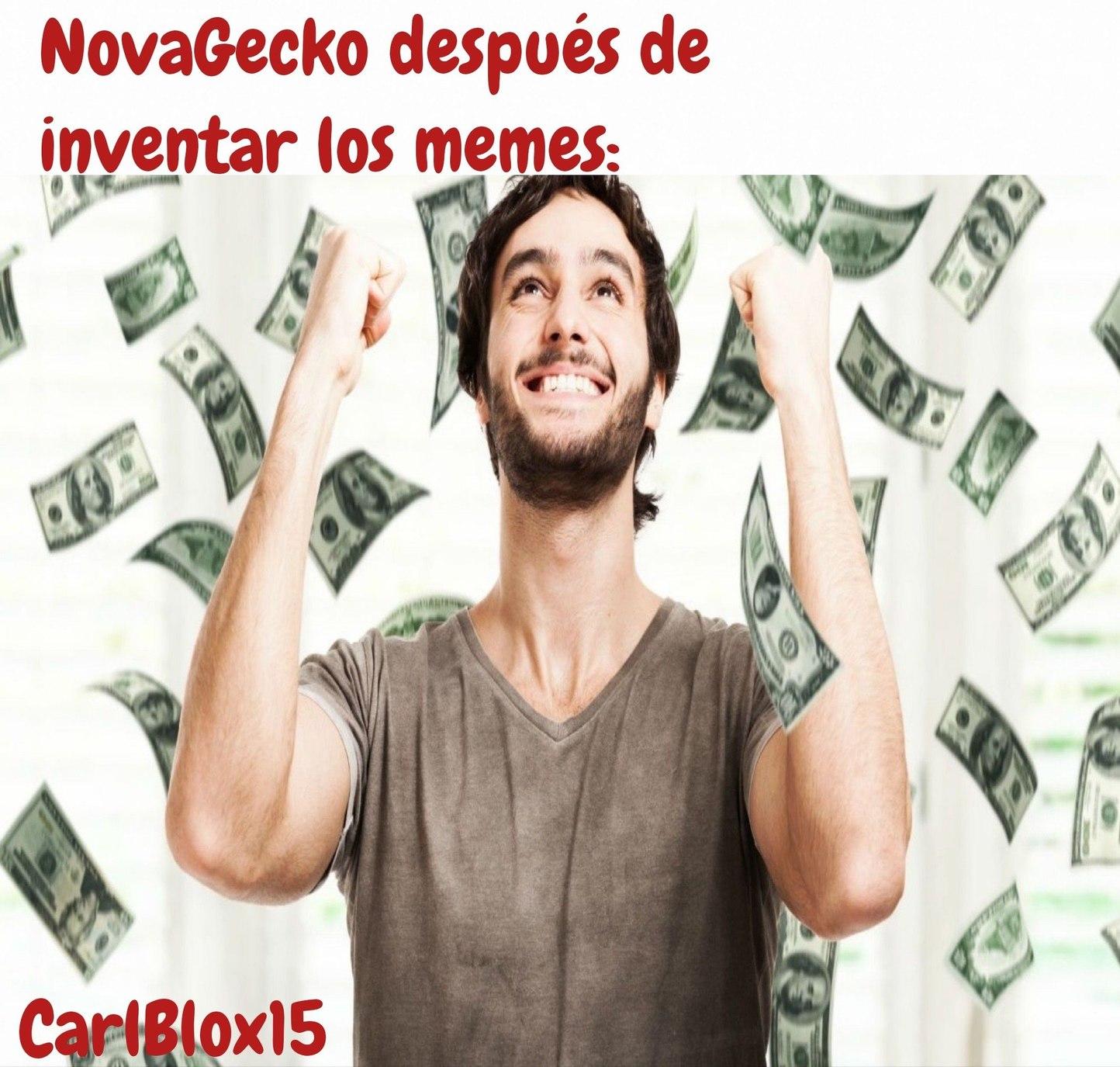 NovaGecko Momento - meme