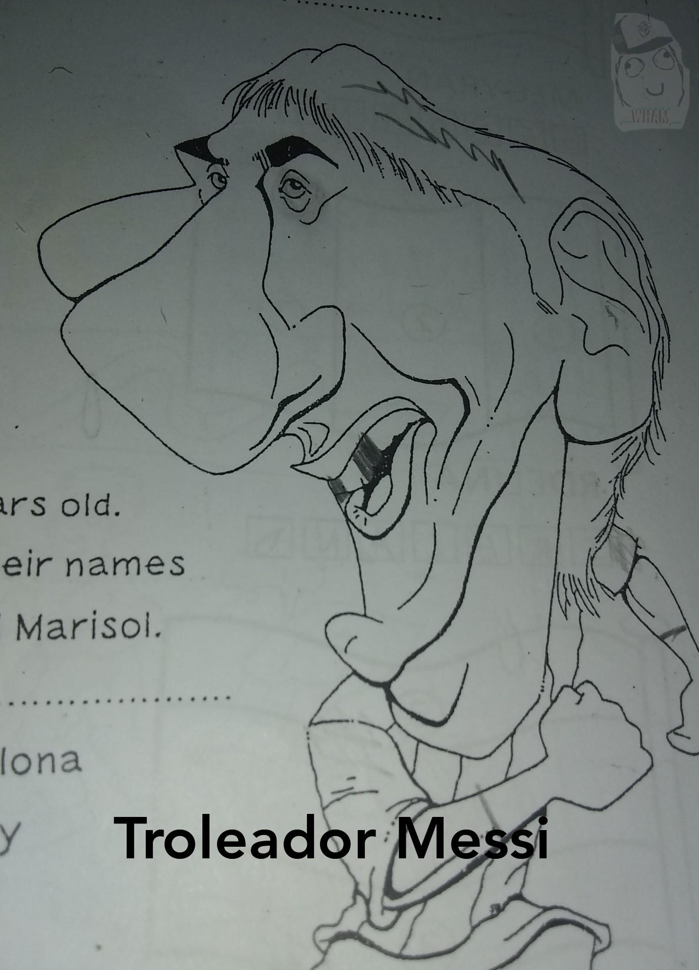 Nueva plantilla sin gracia   contexto: saque la imagen de mi cuaderno de inglés de 2do grado xd - meme