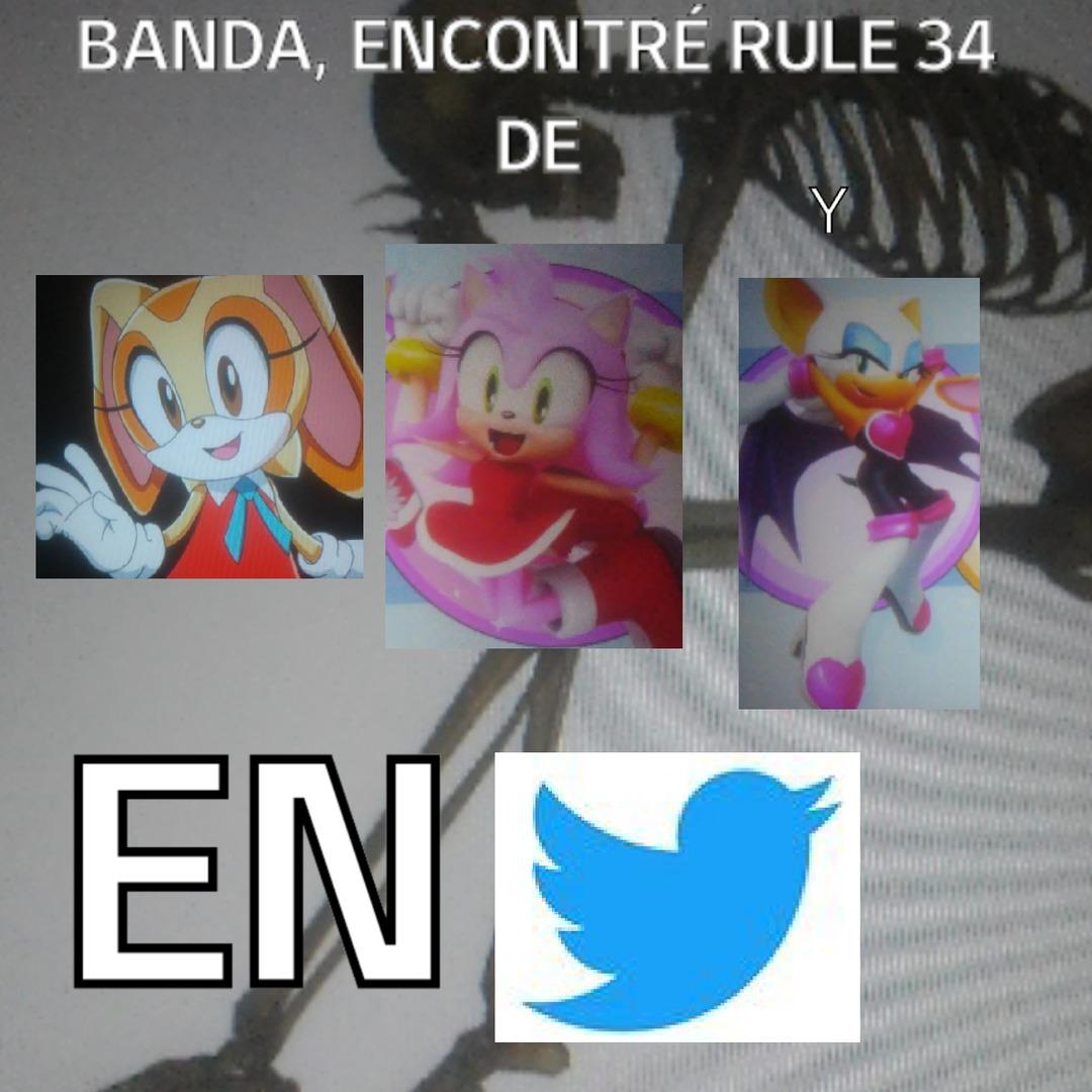 Banda, por tener cuenta de Twitter encontré lo terrible - meme