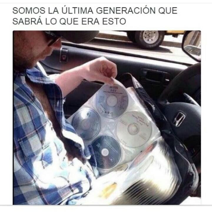 Ultima generación. - meme