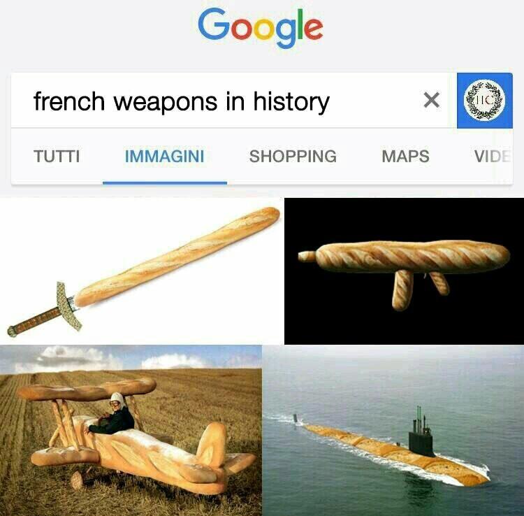 Franceses - meme