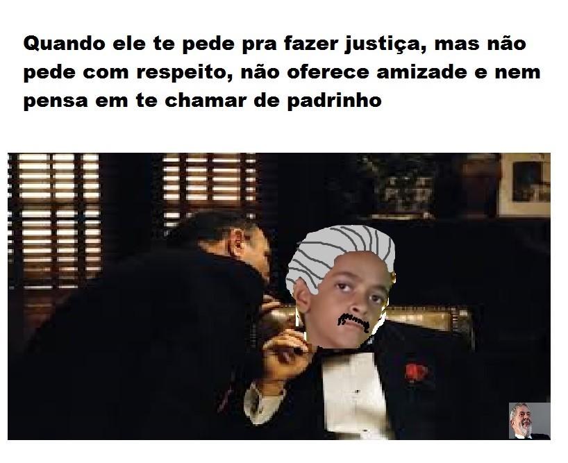 poderoso chefão - meme