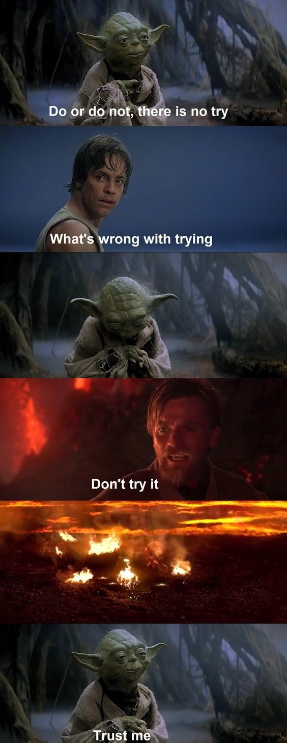 dont try it - meme