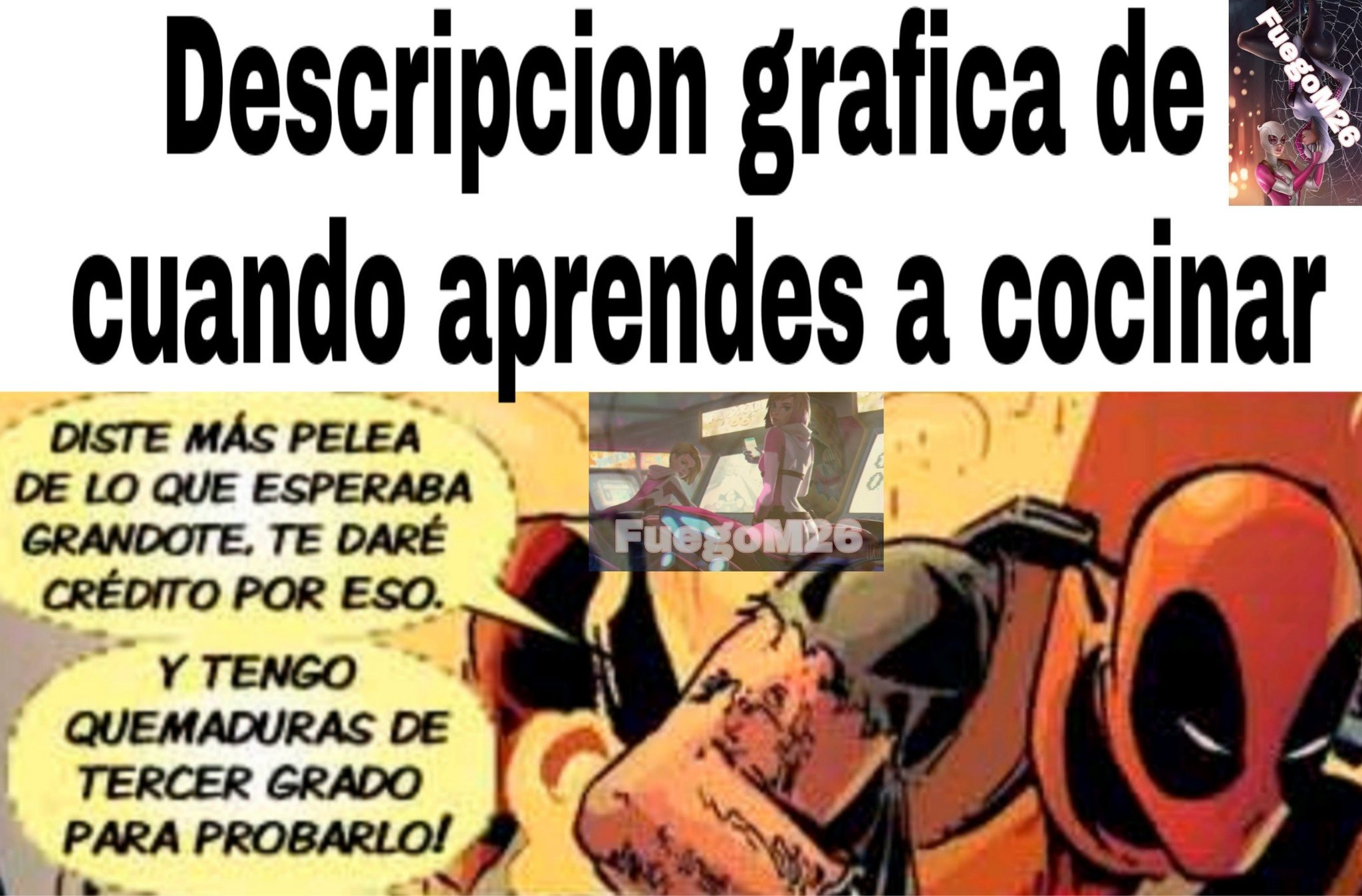El comic es Deadpool kill the Marvel Univeree #1 - meme