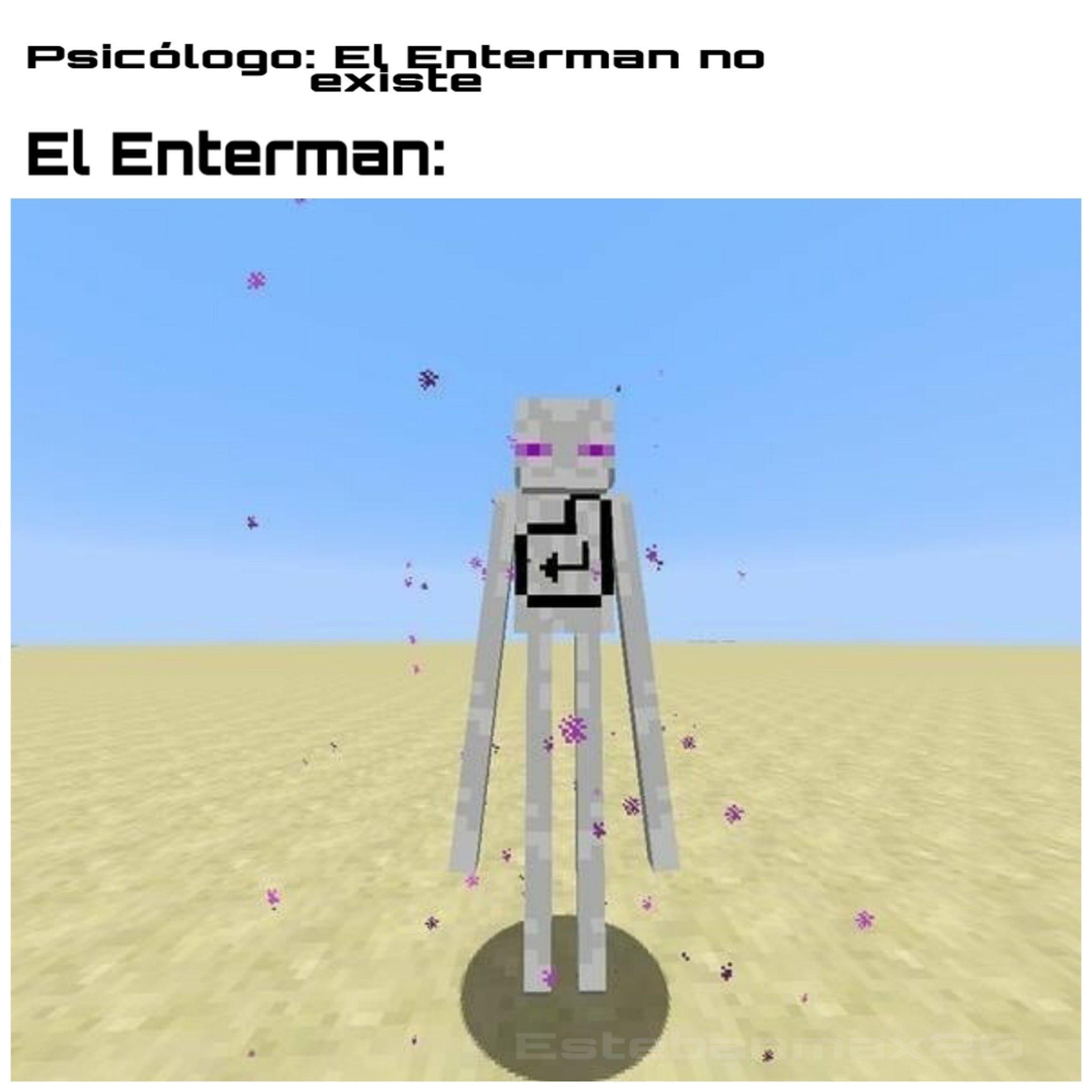 Enterman - meme