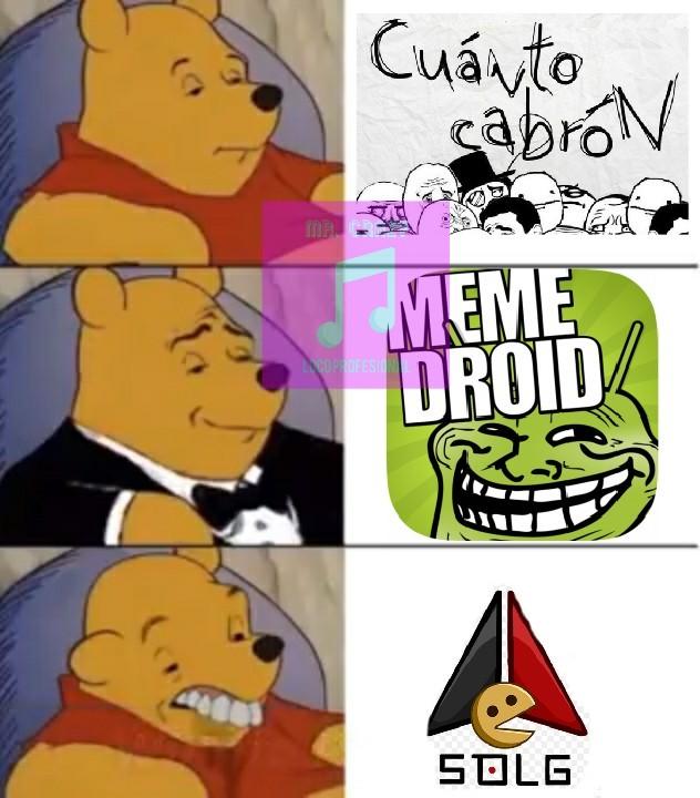 Realmente obvio - meme
