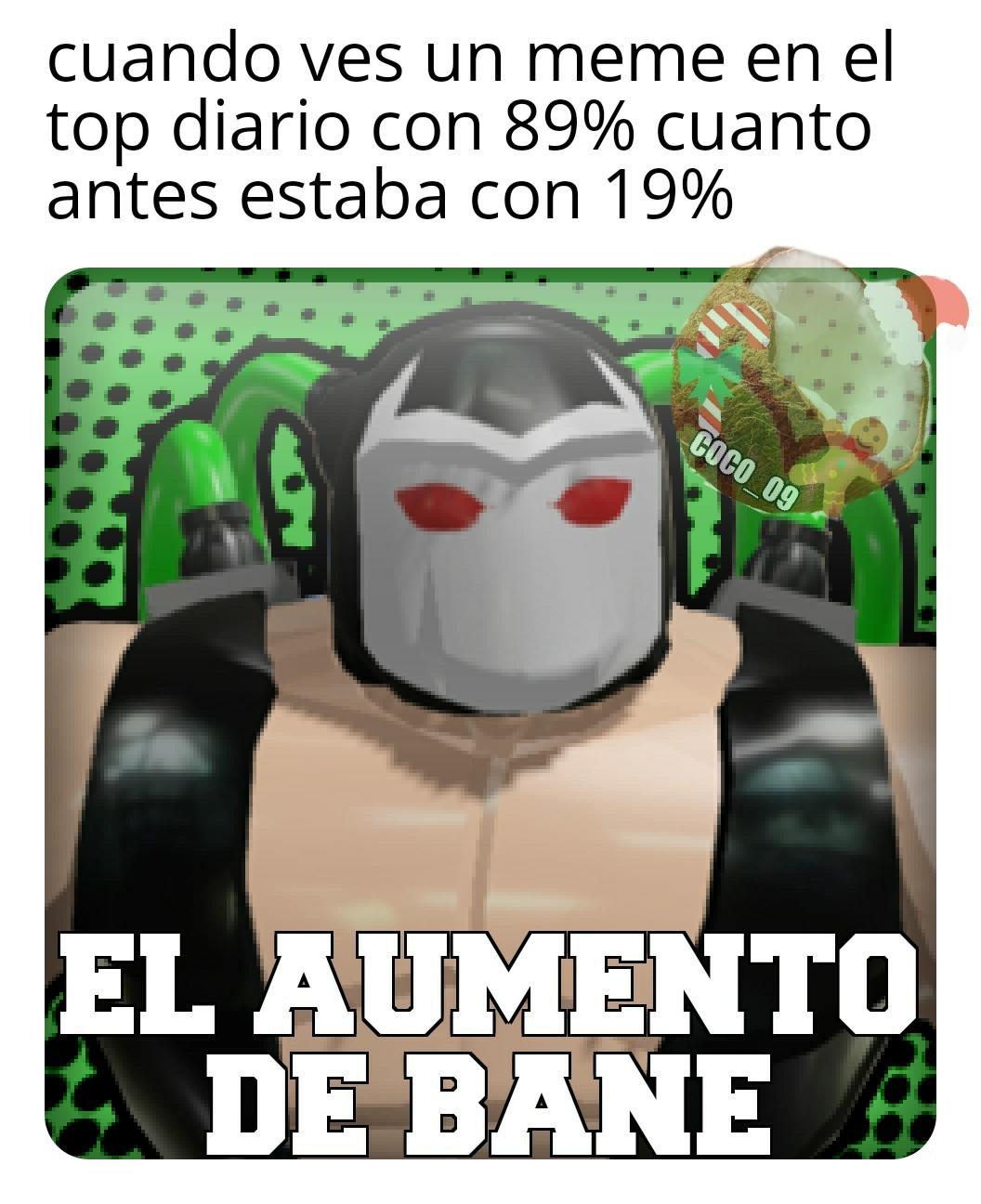 Nueva plantilla incomning - meme