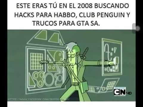 2008 - meme