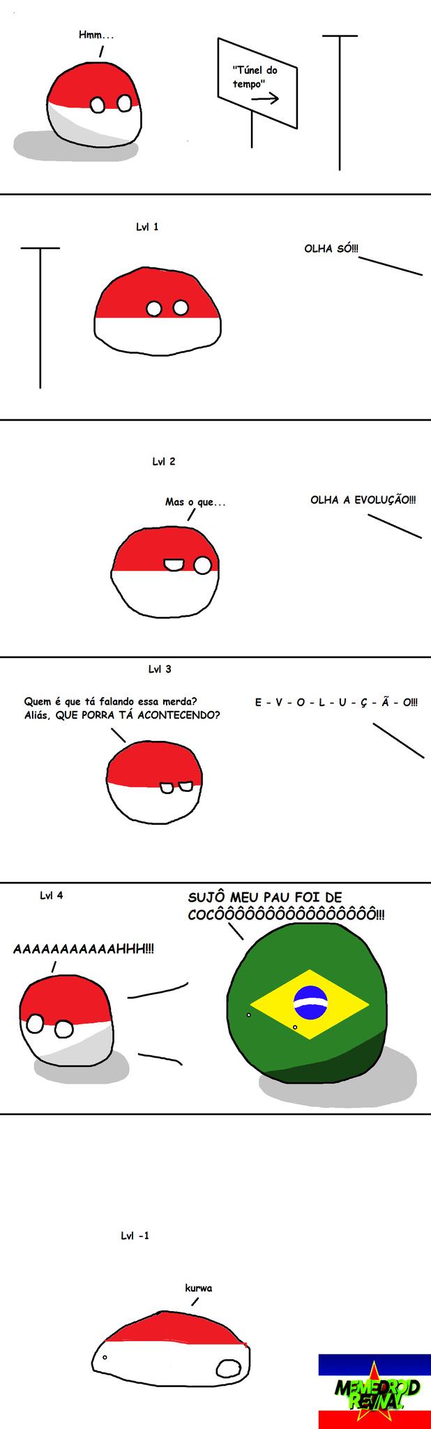 REVOLUÇÃO MEMEDROIDER