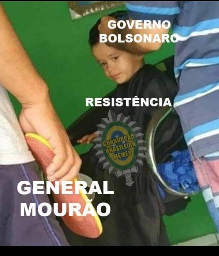 General Bourão - meme