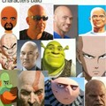We all love bald persons