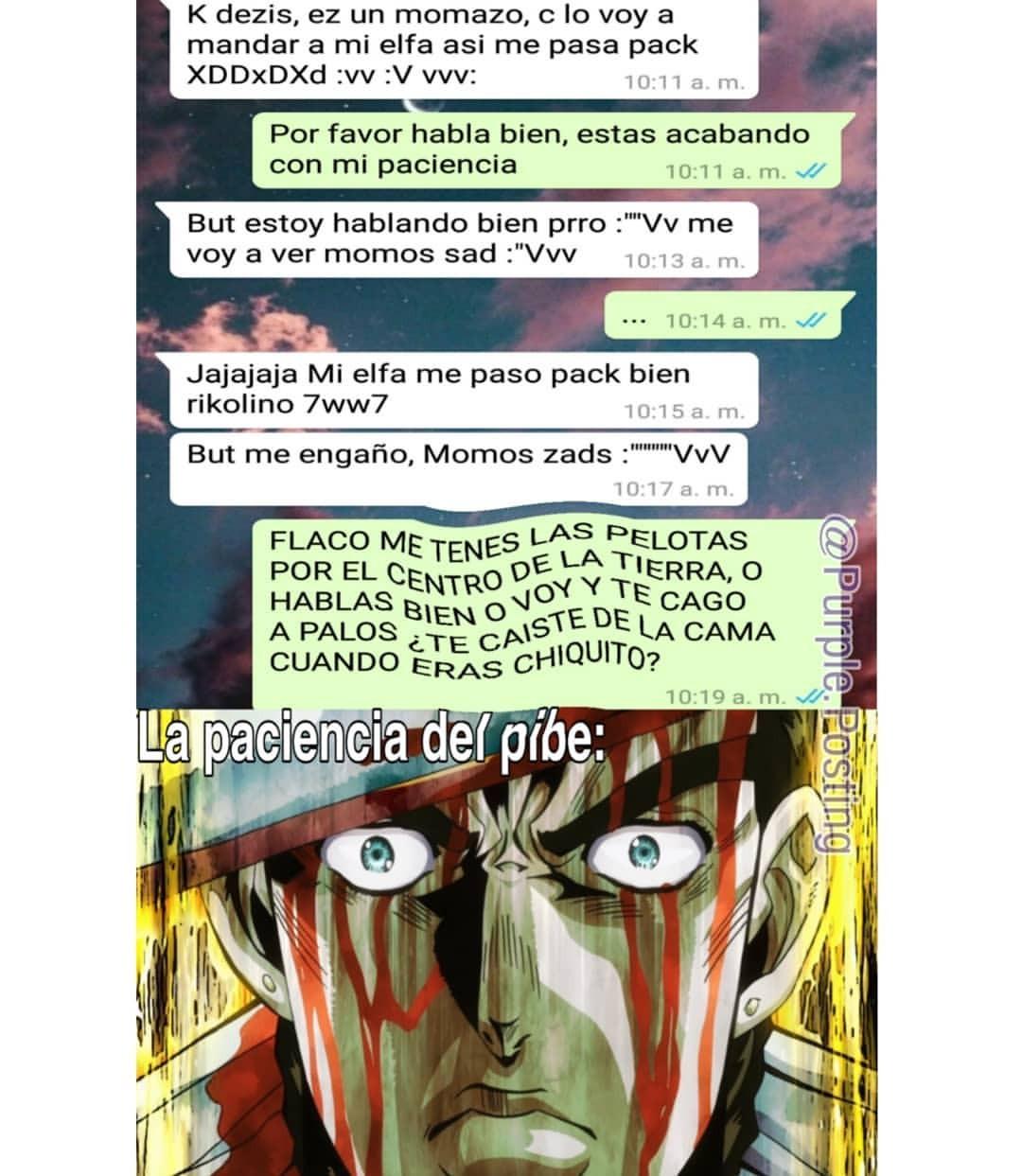 Grasosos - meme