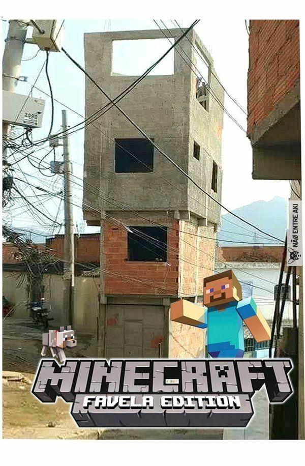 ''Favela edition'' - meme
