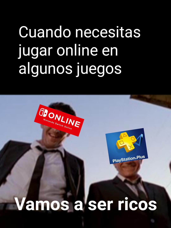 Online... - meme