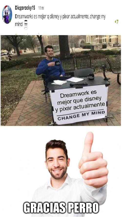 Gracias por la idea - meme