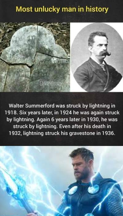 God of Thunder - meme