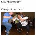 OOMPA LOOMPA DOOBADIE DOO