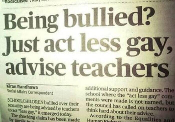 The teachers are preaching - meme